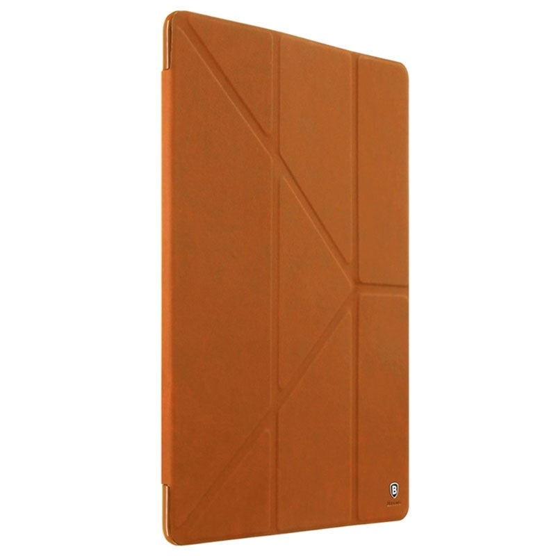 """Baseus Terse Leather Case For iPad Pro 9.7"""" Brown - 1"""