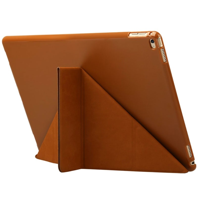 """Baseus Terse Leather Case For iPad Pro 9.7"""" Brown - 2"""