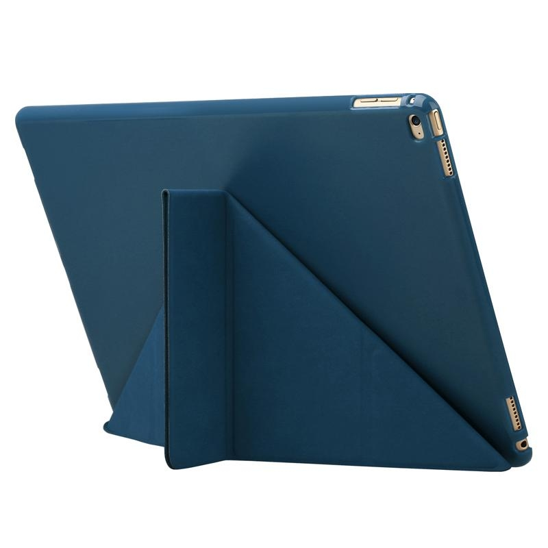 "Baseus Terse Series Leather Case For iPad Pro 12,9"" Blue - 2"