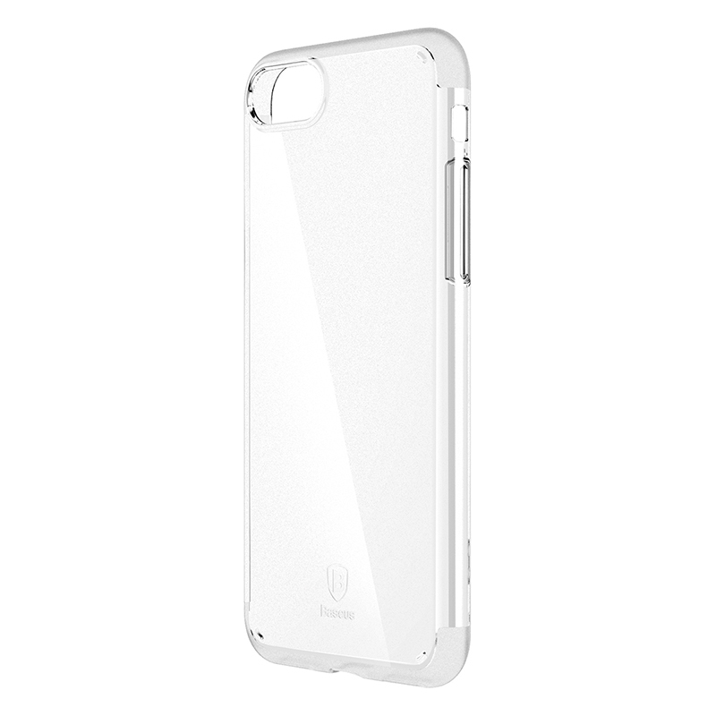 Чехол Baseus Simple Series Case (Anti-scratch) for iPhone 7 Transparent - 7