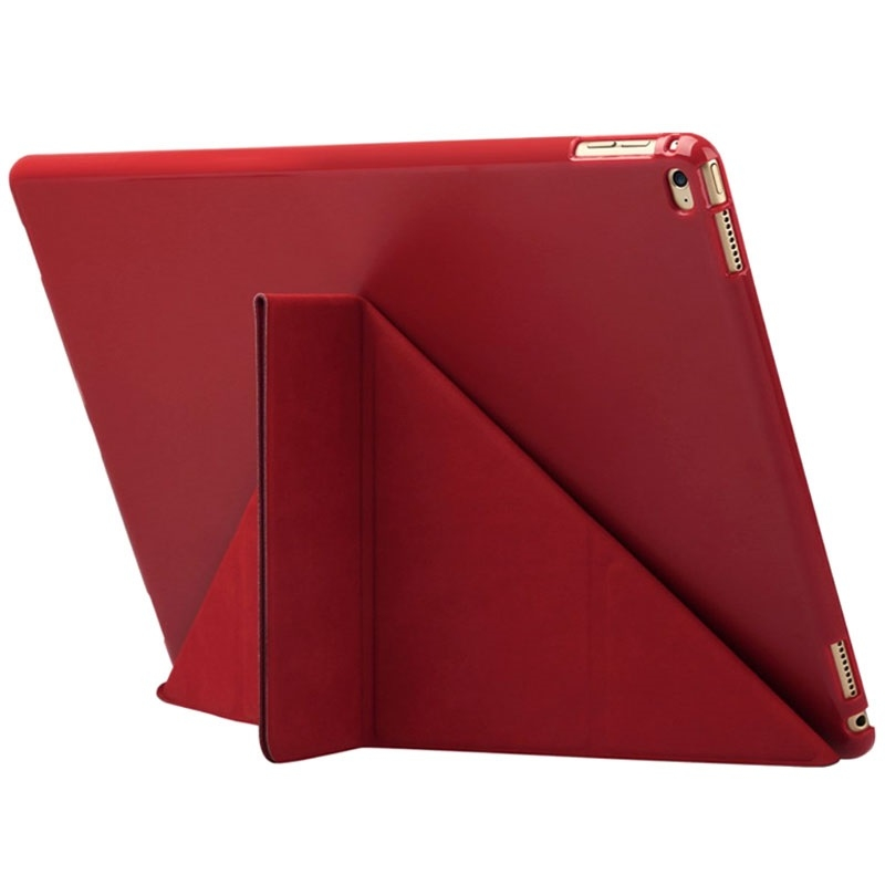 """Baseus Terse Series Leather Case For iPad Pro 12,9"""" Wine Red - 2"""