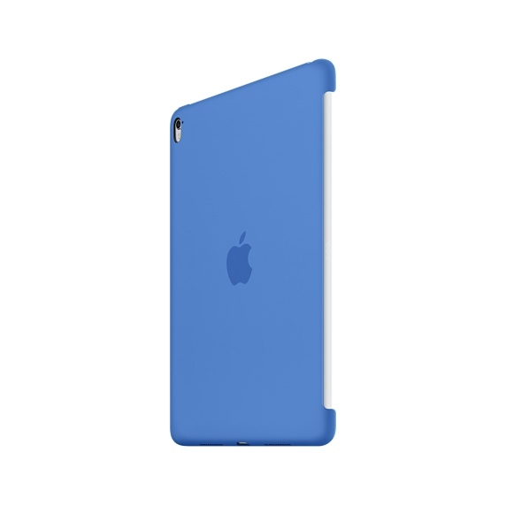 Silicone Case for 9.7-inch iPad Pro - Royal Blue - 1