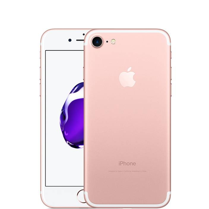 apple iphone 7 32gb rose gold. Black Bedroom Furniture Sets. Home Design Ideas