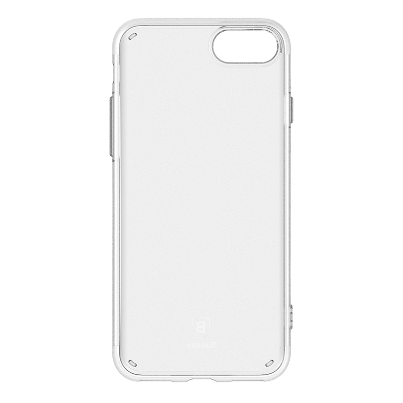 Чехол Baseus Simple Series Case (Anti-scratch) for iPhone 7 Transparent - 5
