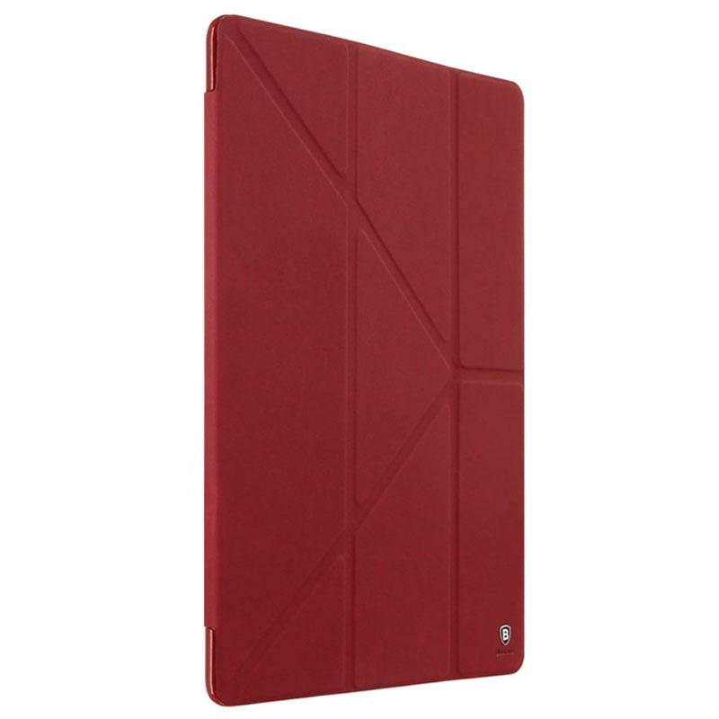 """Baseus Terse Series Leather Case For iPad Pro 12,9"""" Wine Red - 1"""