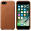 iPhone 7 Leather Case - Saddle Brown - 2