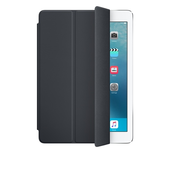 Smart Cover for 9.7-inch iPad Pro - Charcoal Gray