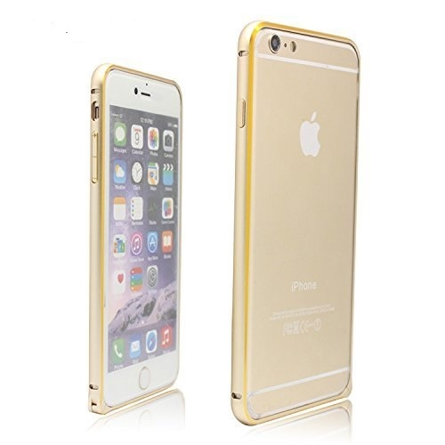 Bumper Metalic Slim iPhone 6/6S Gold