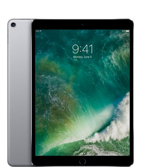 Apple iPad Pro 10.5 Wi-Fi + Cellular 64GB Space Grey