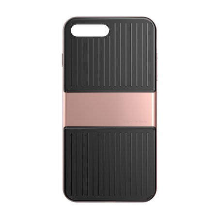 Чехол Baseus Travel Series Case For iPhone 7 Plus Rose gold