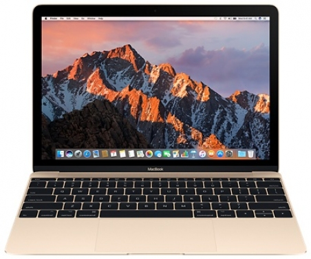 "Apple MacBook 12"" - 512Gb Gold MNYL2 (2017)"