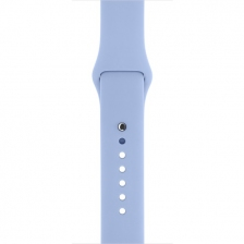 Ремешок Silicone Lilac Band for Apple Watch 38 mm