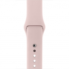 Pink Sand Sport Band  38mm