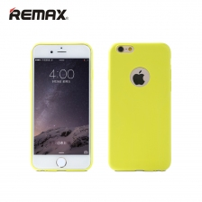 Remax Jelly Cover for iPhone 6/6S Yellow