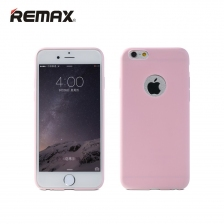 Remax Jelly Cover for iPhone 6/6S Pink