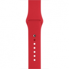 Apple PRODUCT Red Sport Band для Watch 38mm