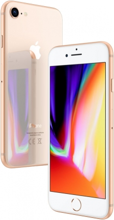 Apple iPhone 8 - 256GB Gold
