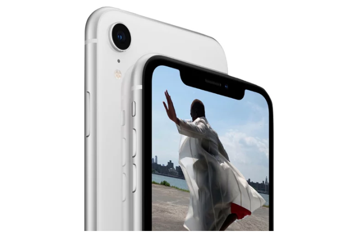 iPhone XR камера