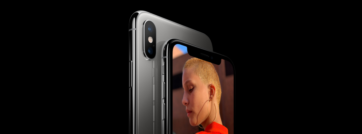 iPhone XS Max двойная камера