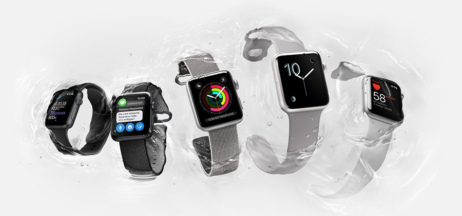 Apple Watch Киев
