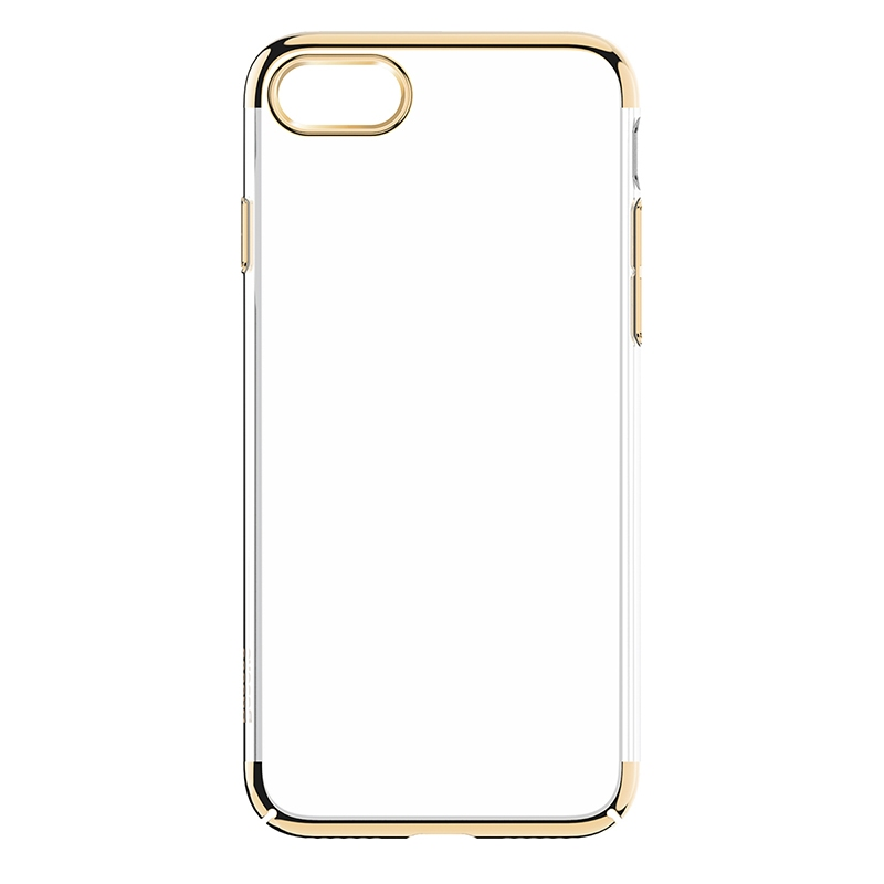 Чехол Baseus Glitter Case for iphone 7/8 Gold - 1