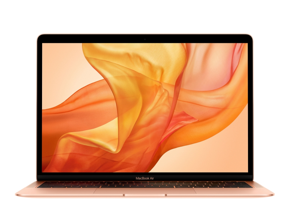 "Apple MacBook Air 13""-256Gb Gold (MREF2) 2018 - 2"
