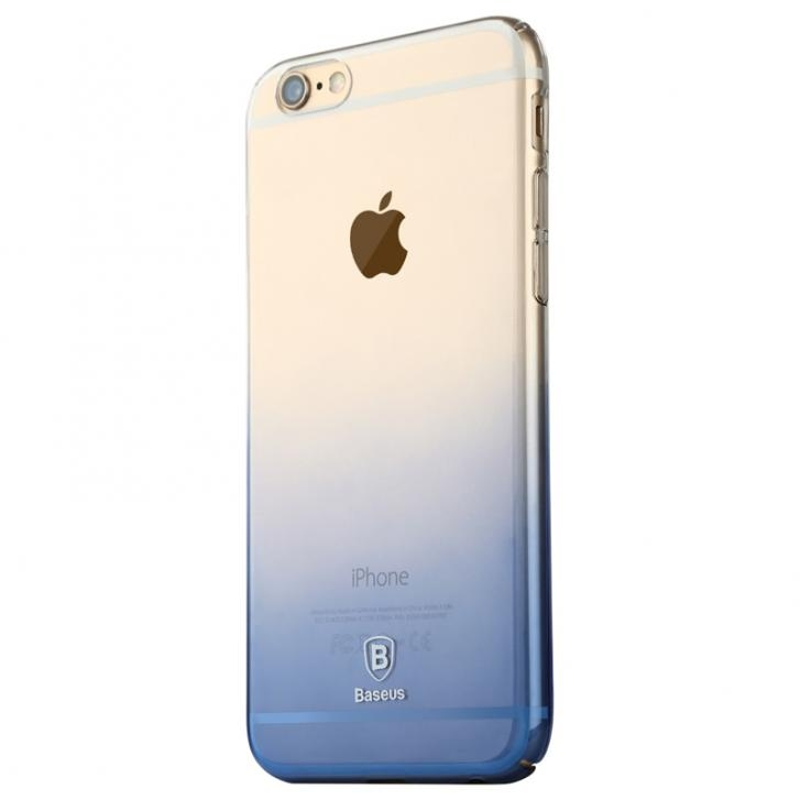 Baseus Gradient case for iphone 6 Plus/6S Plus Blue - 1