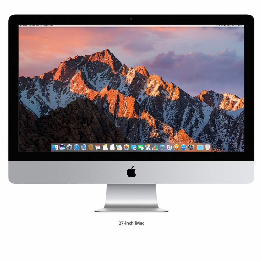 Apple iMac 27‑inch with Retina 5K display (MNEA2) - 1