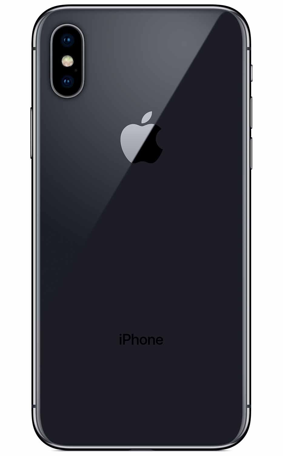 Apple iPhone X - 256GB Space Gray CPO - 3