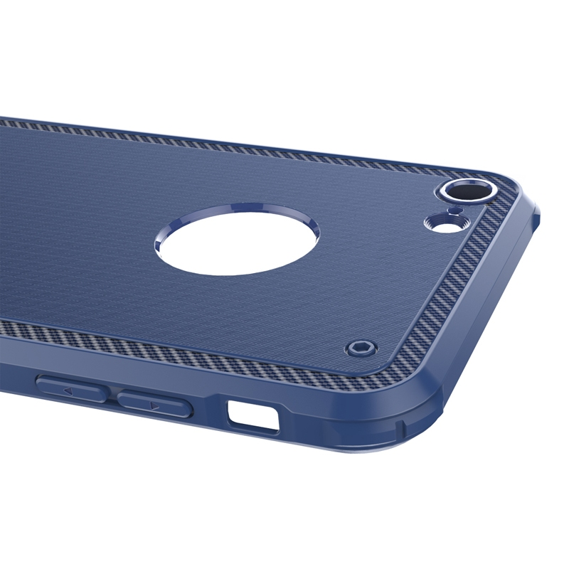 Чехол Baseus Shield Case for iPhone 7 Plus/8 Plus Dark blue - 3
