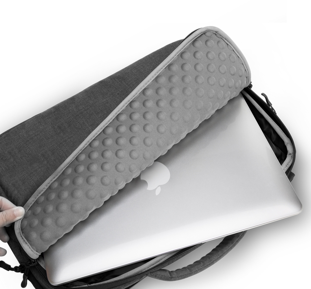 Сумка Baseus для MacBook 15 Black - 2