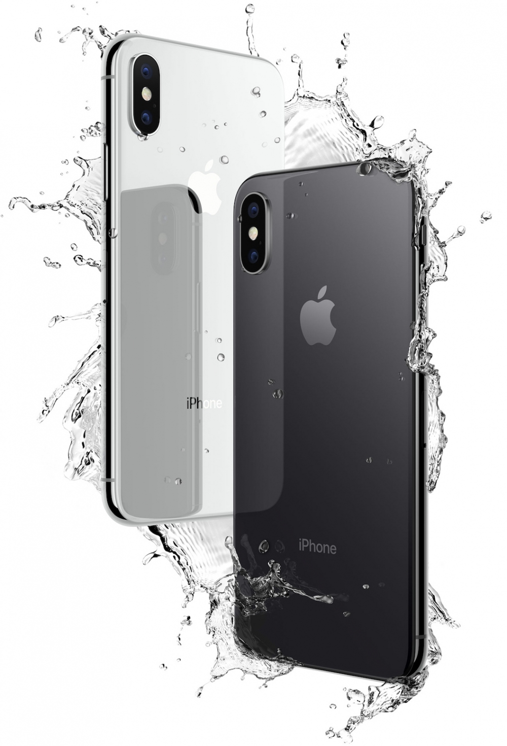 Apple iPhone X - 64GB Space Gray - 4