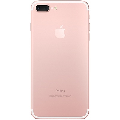 Apple iPhone 7 Plus - 256Gb Rose gold - 1
