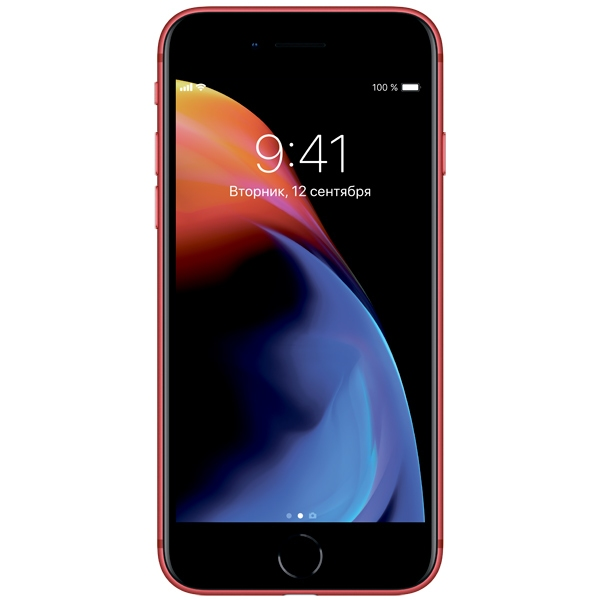 Apple iPhone 8 - 64GB (PRODUCT)RED - 1
