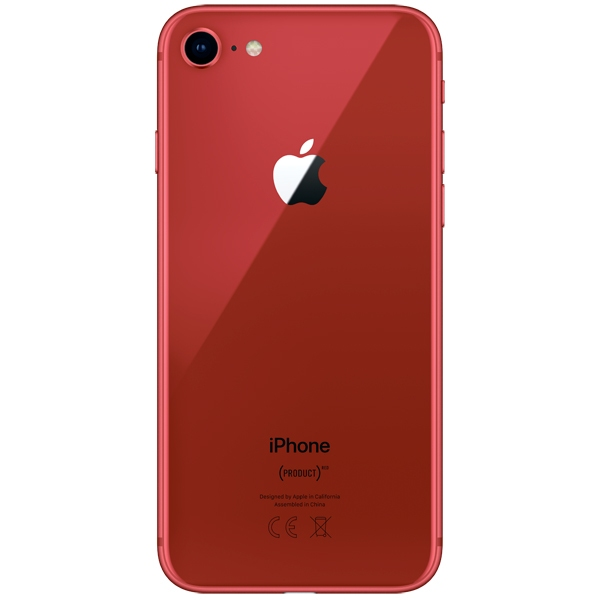 Apple iPhone 8 - 64GB (PRODUCT)RED - 2