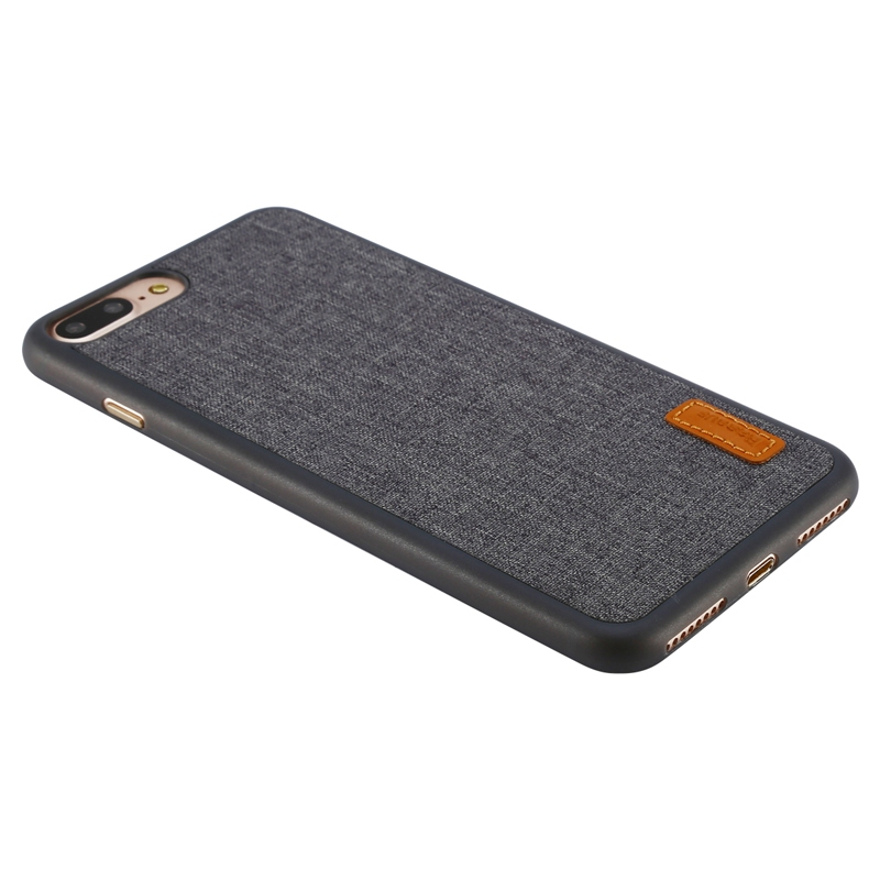 Чехол Baseus Grain Case For iPhone 7 Plus/8 Plus Gray - 2