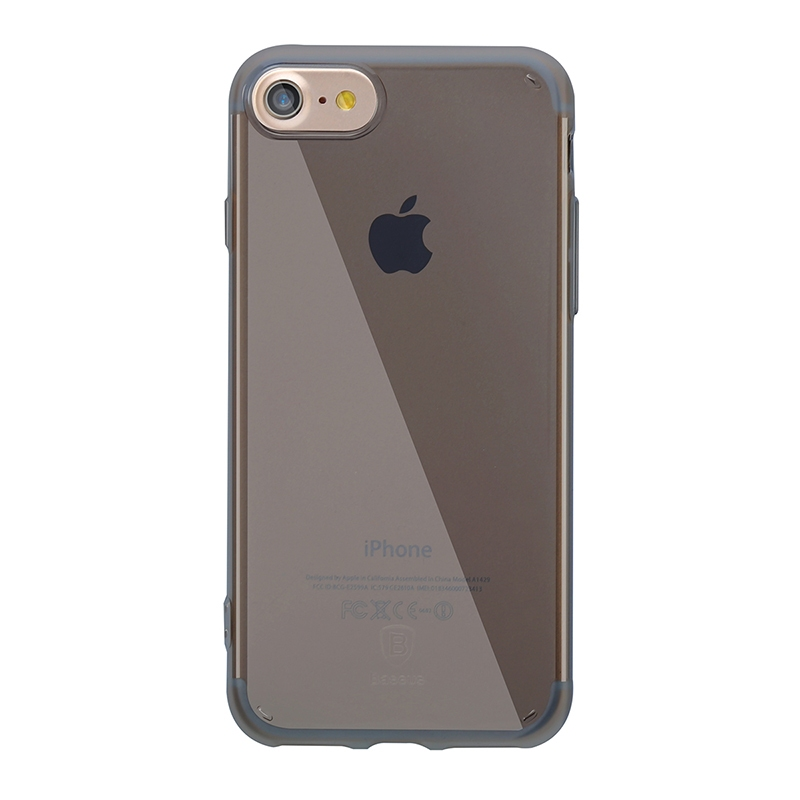 Чехол Baseus Simple Series Case (Anti-scratch) for iPhone 7/8 Black - 1