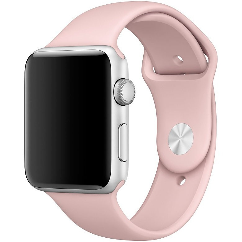 Pink Sand Sport Band 42mm - 2