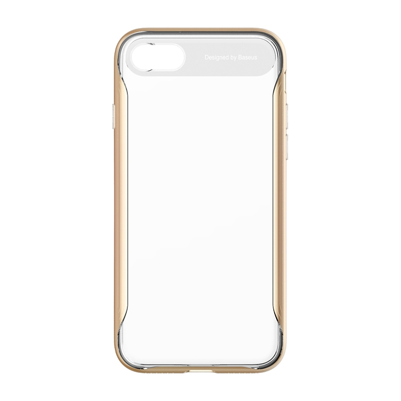 Чехол Baseus Fusion Series Case for iPhone 7/8 Gold - 1