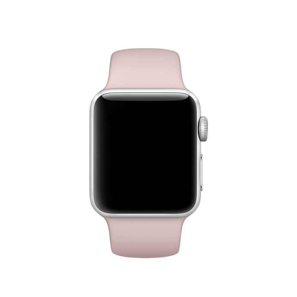 Pink Sand Sport Band 38mm - 1