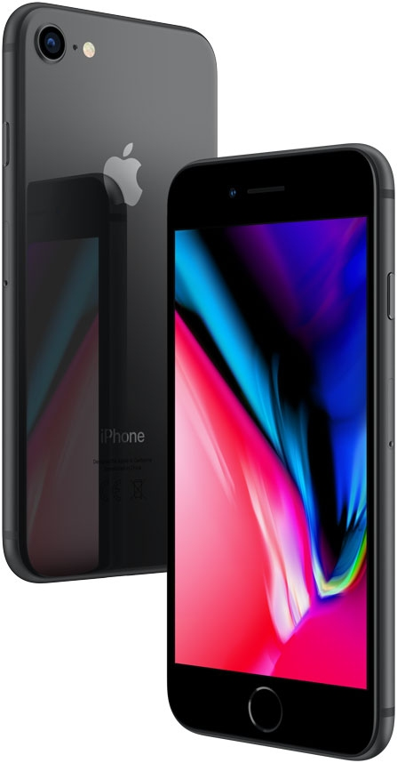 Apple iPhone 8 - 64GB Space Gray - 2