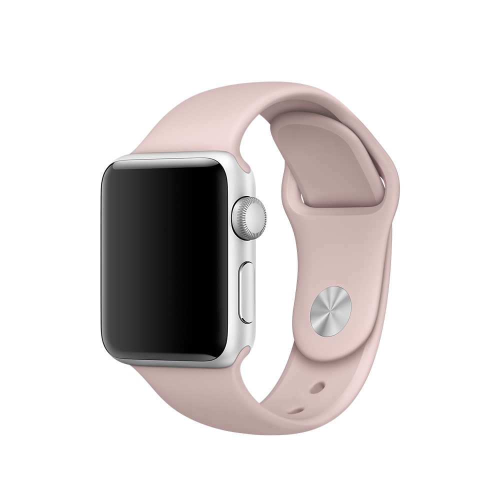 Pink Sand Sport Band 38mm - 2