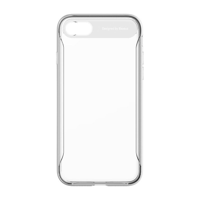 Чехол Baseus Fusion Series Case for iPhone 7/8 Silver - 1