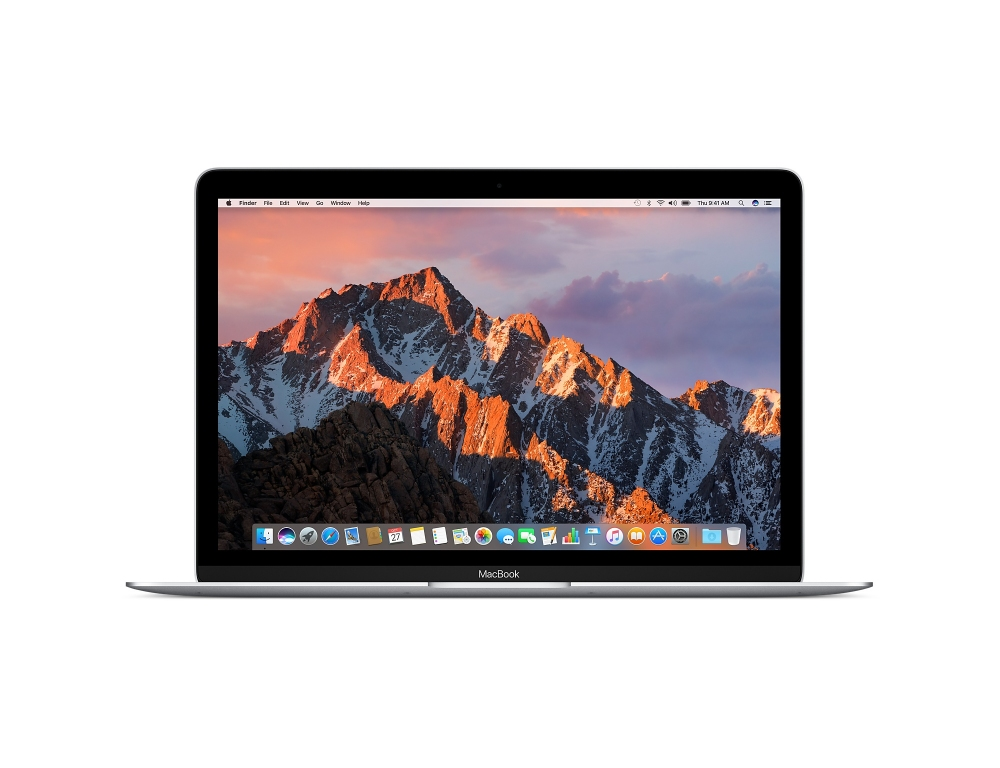 "Apple MacBook 12"" - 512Gb Silver MNYJ2 (2017) - 4"