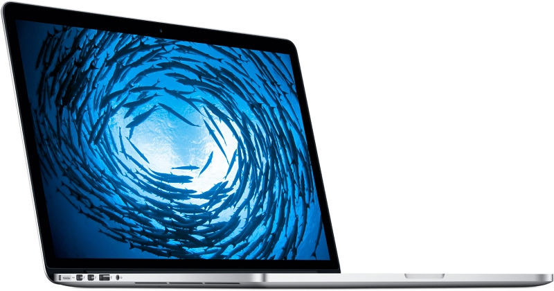 Apple MacBook Pro Retina 15.4''- 256Gb (MJLQ2) - 2