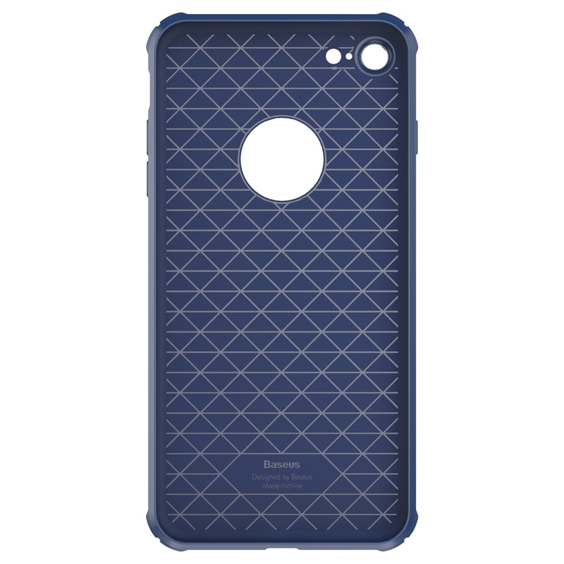 Чехол Baseus Shield Case for iPhone 7 Plus/8 Plus Dark blue - 2