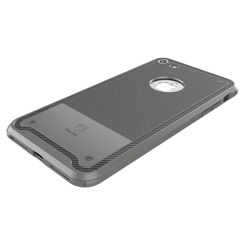 Чехол Baseus Shield Case for iPhone 7 Plus/8 Plus Gray - 3