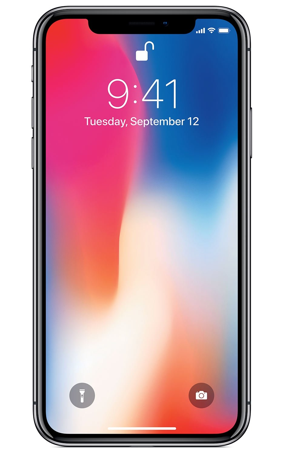 Apple iPhone X - 256GB Space Gray - 1