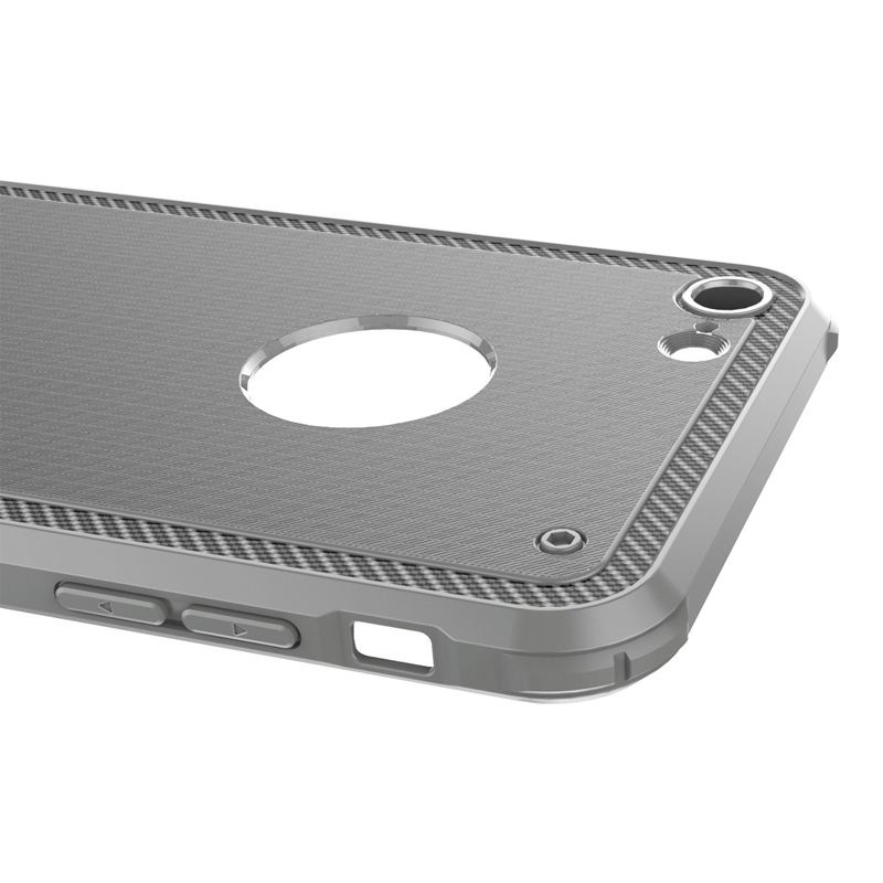 Чехол Baseus Shield Case for iPhone 7 Plus/8 Plus Gray - 4