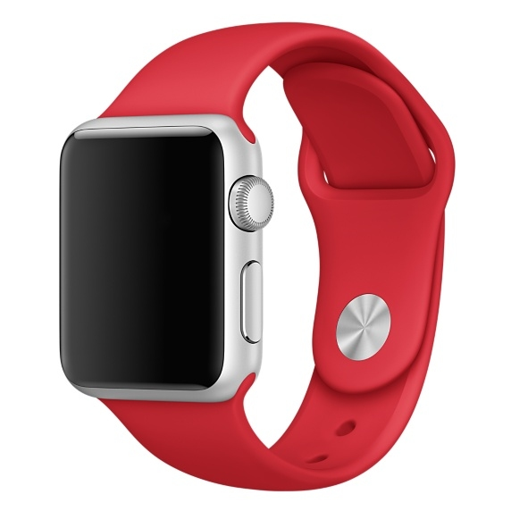 Apple PRODUCT Red Sport Band для Watch 38mm - 1